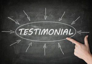 Top Seven Overlooked Benefits Of Testimonials by Vikram Rajan