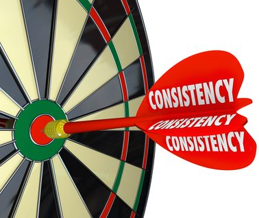 phoneBlogger.net Co-Founder, Mark Bullock explains how consistency with your marketing efforts will produce effective results.