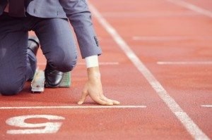 Marketing Fitness — Don't Sprint to Win the Marathon! (Part 1) by Mark Bullock