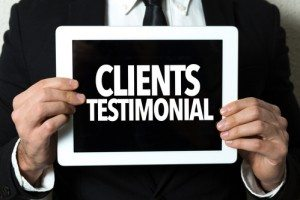 4+ Surprising Benefits of Testimonials by Vikram Rajan