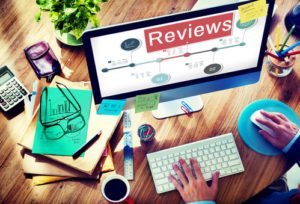 Online Ratings, Reviews, Endorsements, Recommendations, Testimonials, Oh My! by Mark Bullock